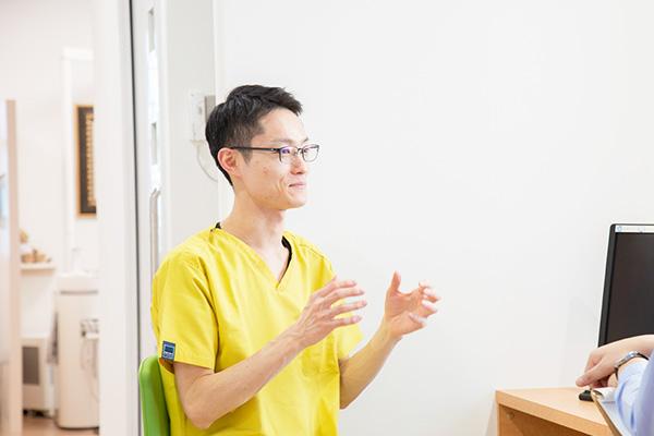 インプラント治療の無料相談を実施