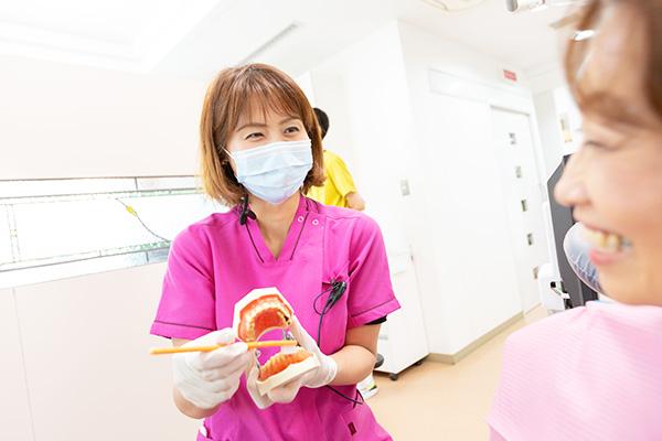 当院は歯周病治療に力を入れています